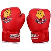 ボクシンググローブ 格闘技グローブ サンドバッググローブ パンチンググローブ 子供用 ジュニア 総合格闘技 ボクシング キックボクシング ブラジリアン柔術 2個セット