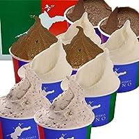ジェラート専門店 愛を贈るチョコレート ジェラート アイスクリーム 8個セット