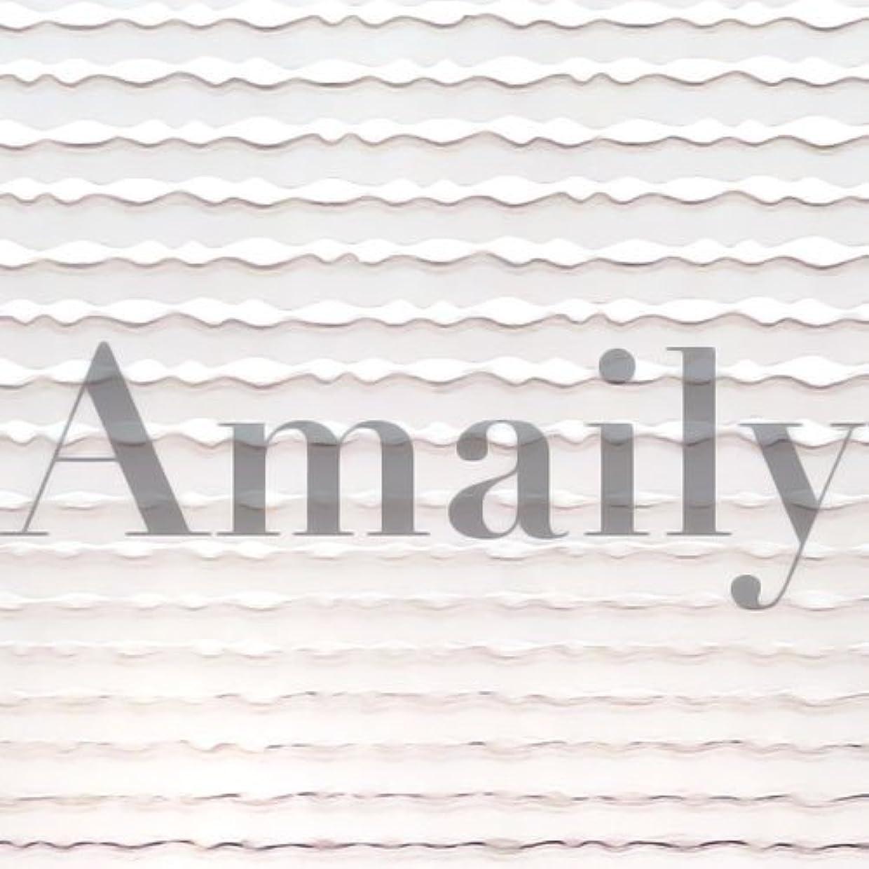 ベリ全部砲兵Amaily(アメイリー)波ライン シルバー【ネイルアート、ネイルシール、ネイル パーツ】