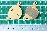 高温焼結 マグラ MAGURA ジュリー Julie 01~08用 type 4.1 and 4.2 ディスクブレーキパッド メタルパッド