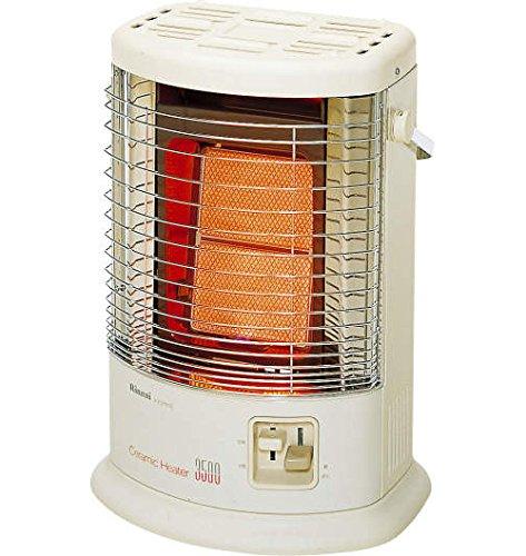 リンナイ ガス赤外線ストーブ 11~15畳 都市ガス用 R-852PMSIII(A)