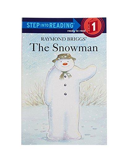 PenguinRandomHouseBooksforYoungReaders『TheSnowman(StepintoReading)』