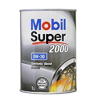 Mobil エンジンオイル スーパー 2000 5W-30 SN/GF5 1L [HTRC3]
