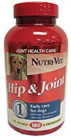 Hip & Joint Chewables - Level 1 - 180ct by Nutri-Vet