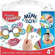 MAPED Creativ Mini Box Mosaic Props, (8907015)
