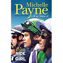 Life As I Know It: Now a major film 'Ride Like a Girl'