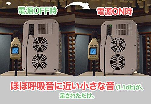 サンコー『自分専用おとしずか冷温庫20L(CLWMBX20)』