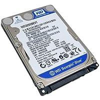 Western Digital 2.5インチ 内蔵 HDD 非AFT【安心の茶箱梱包】320GB 5400rpm 8MB SATA 512セクタ WD Scorpio Blue WD3200BEVT【メーカーリファブ品】
