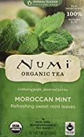 Organic Teas and Teasans, 1.4oz, Moroccan Mint, 18 per Box