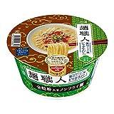 日清 麺職人 蘭州ラーメン風ピリ辛牛だしそば 76g×12個