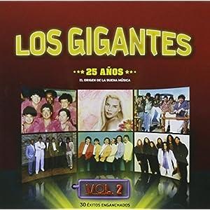 Vol. 2-Los Gigantes-25 Anos