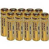 【ロワジャパン】【10個入り】カーアラーム 各種リモコン用 A27 G27A PG27A MN27 CA22 L828 EL812 互換 [ 27A ] 12V アルカリ 電池
