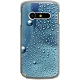 CaseMarket 【ポリカ型】 au MEDIAS BR IS11N ポリカーボネート素材 ハードケース [ コールドモーニング ガラスの水滴 ]