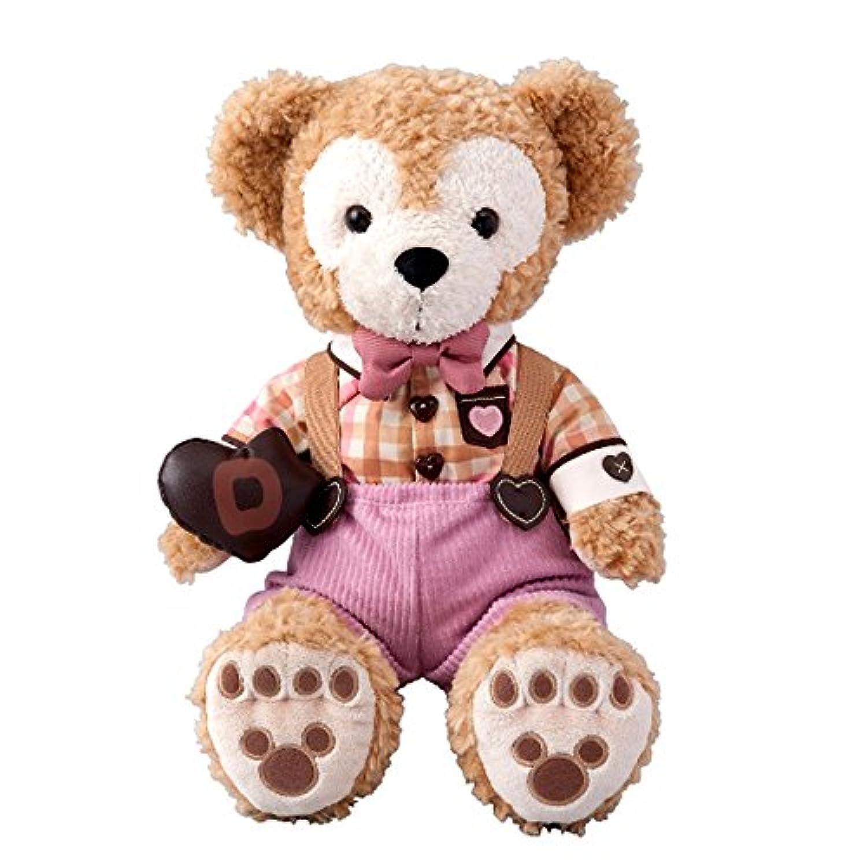 ダッフィー バレンタインコスチューム スウィート?ダッフィー2017 Duffy Disney スウィートダッフィー 洋服 【東京ディズニーシー限定】
