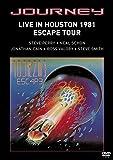 Live in Houston 1981: The Escape Tour [DVD] [Import]