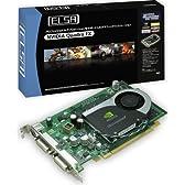 ELSA ワークステーション向けグラフィックボード NVIDIA Quadro FX1700 512MB PCIE EQFX1700-512ER