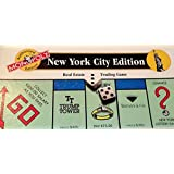 Vintage NEW YORK CITY MONOPOLY Game (1995/96 Authorized Edition)