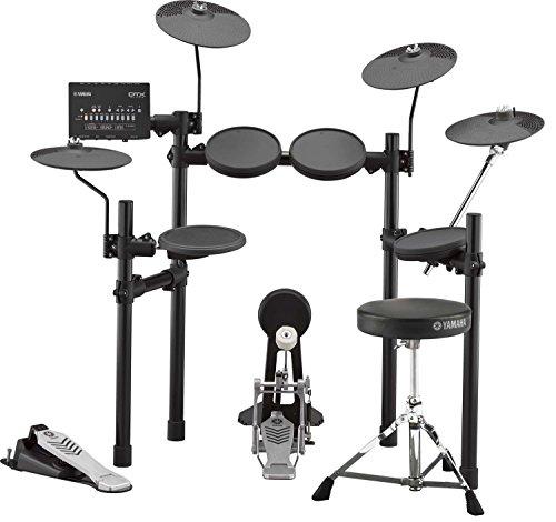 ヤマハ YAMAHA 電子ドラムセット ドラム椅子・シンバルパッド付属 DTX452KUPGS