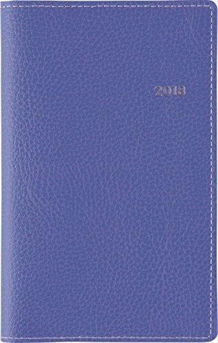 高橋 手帳 2018年 1月始まり ウィークリー ティーズビュー3 ライトパンジーブルー No.175