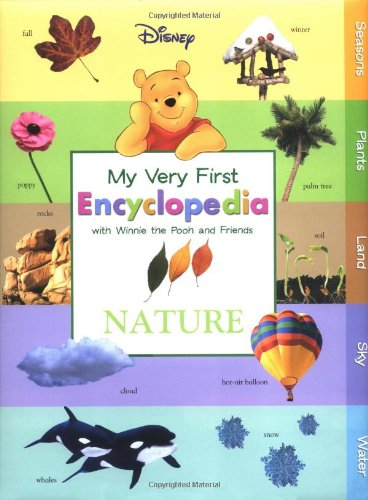 My Very First Encyclopedia with Winnie the Pooh and Friends: Natureの詳細を見る