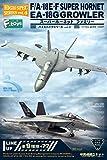 1/144 ハイスペックシリーズ vol.4  F/A-18E・F スーパーホーネット/ EA-18Gグラウラー 10個入りBOX FT60567