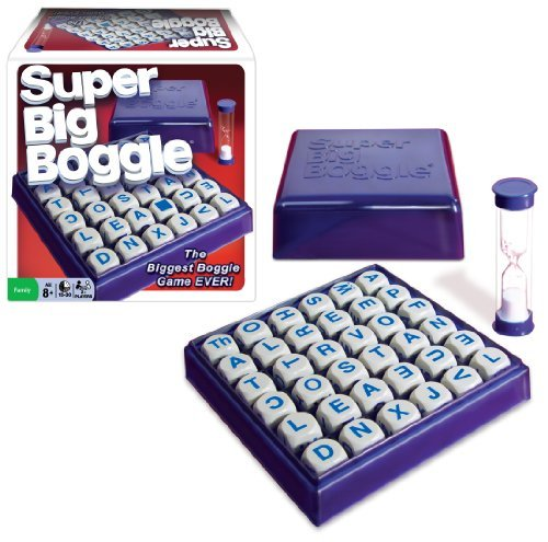 Super Big Boggle by Winning Moves [並行輸入品]