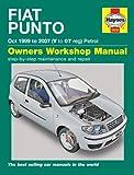 Fiat Punto Petrol: 99-07 (Haynes Manual)