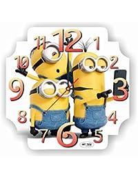 MINIONS 11.8'' 掛け時計 (ミニオンズ) あなたの友人やご家族のための最高のプレゼントです。