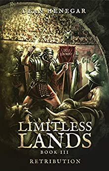 Limitless Lands Book 3: Retribution (A LitRPG Adventure) by [Henegar, Dean]