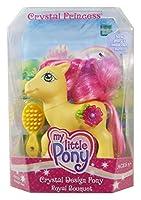 My Little Pony G3: Royal Bouqet - Crystal Princess Crystal Design Pony Action Figure
