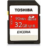 Toshiba SDHC カード 32GB 東芝日本製超高速 Class10 UHS-I [並行輸入品]