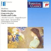 Violin Concerto, Double Concerto: Stern, Rose, Ormandy / Philadelphia.o