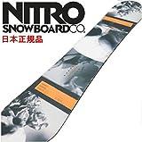 NITRO DEMAND LTD Cam-Out 152cm ナイトロ スノーボード スノボー ボード 板 日本正規品 2016-2017