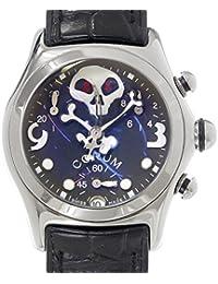 コルム CORUM バブル ジョリーロジャー 196 260 20 ボーイズ 腕時計 スカル ドクロ クロノグラフ レア ウォッチ 【中古】 90054257 [並行輸入品]