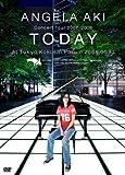 """アンジェラ・アキ Concert Tour 2007-2008 """"TODAY"""" [DVD] 画像"""