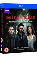 Being Human: Series 1 & 2 [Blu-ray] [Import]