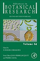 Secondary Endosymbioses, Volume 84 (Advances in Botanical Research)