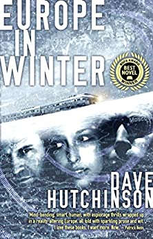 Europe in Winter (The Fractured Europe Sequence Book 3) by [Hutchinson, Dave]