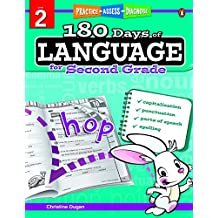 180 Days Of Language Grade 2