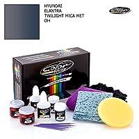 Hyundai ElantraカラーNドライブタッチアップペイントシステムペイントチップスクラッチ PRO PACK C061078PRO