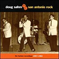 SAN ANTONIO ROCK: HARLEM RECORDINGS 1957-61 [LP] [12 inch Analog]