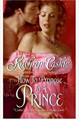 How to Propose to a Prince (Royle Sisters Book 3) Kindle Edition