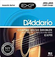 D'Addario/ダダリオ EXP11×2セット EXPコーティングアコギ弦[12-53]