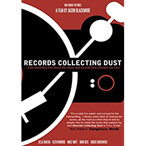 Records Collecting Dust [DVD] [Import]