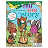 Tell Me a Story - Animal Village - Story Cards by eeBoo [並行輸入品]
