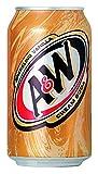 A&W クリームソーダ 355ml×12本