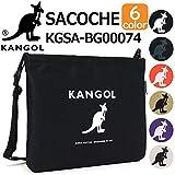 [カンゴール] KANGOL サコッシュ ショルダーバッグ メンズ レディース SACOCHE KGSA-BG00074