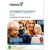 エフセキュア インターネットセキュリティ 2010 3PC 1年版