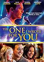 The One I Wrote For You [DVD]
