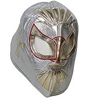 【プロレス マスク】CMLL 神の子 ミスティコ 応援用マスク byアレナメヒコ ホワイト ルチャリブレ プロレス